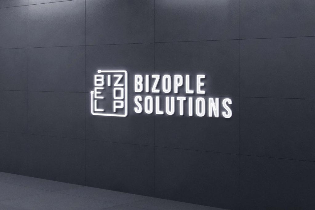 Bizople Full Logo